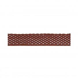 Fishnet elastic trim