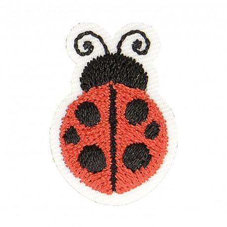 S Patch Ladybird