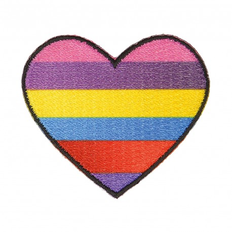 M Patch Heart
