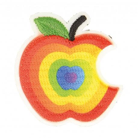 S Patch Apple, Multicolor