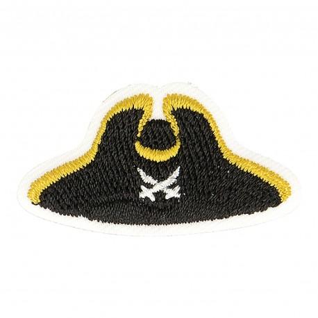 S Patch Captain Hat