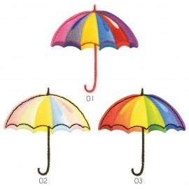 M Applikation Regenschirm