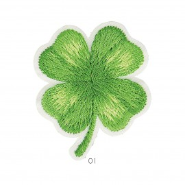 S Patch Clover