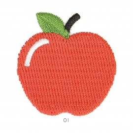 S Applikation Apfel