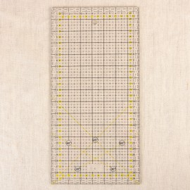 Patchwork-Lineal 15x30cm