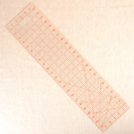 """Quilting Ruler 6x24"""""""