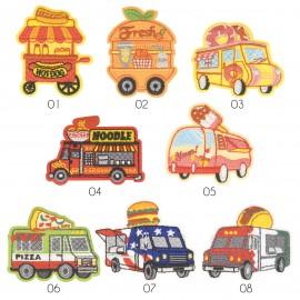 """S Applikation """"Food Truck"""""""