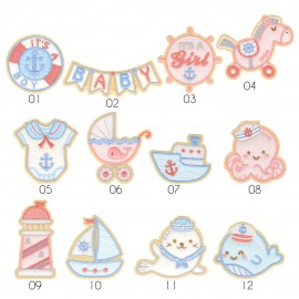 M Patch For Babies