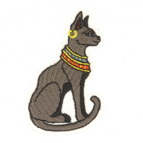 M Patch Egyptian cats