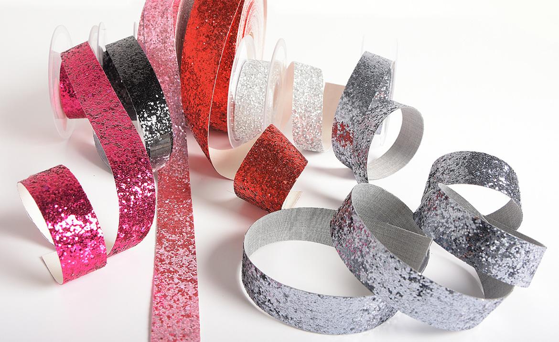 galon, glitter, paillette, coudre, textile, éclat, création