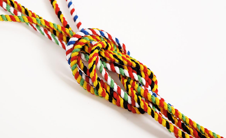cordon, tricolore, attache, poulisse, vêtement