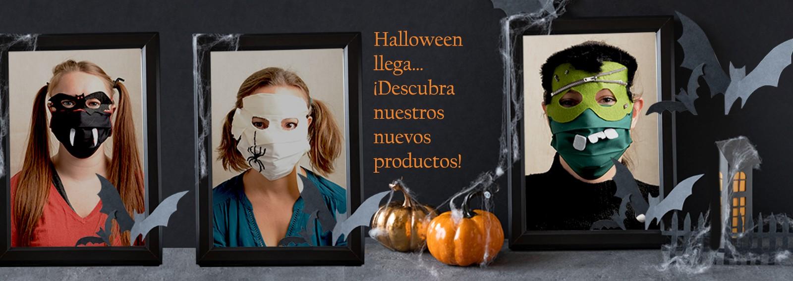 Halloween llega… ¡Descubra nuestros nuevos productos!