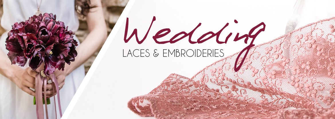 Laces & embroideries
