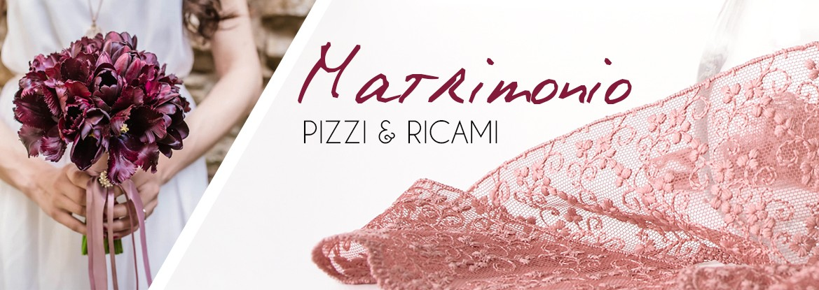 Pizzi & ricami