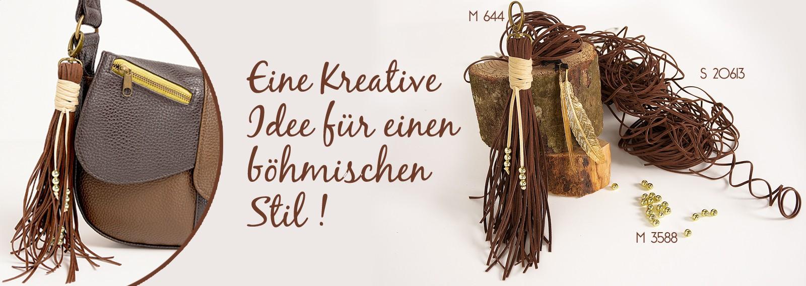 Eine Kreative Idee für einen böhmischen Stil !